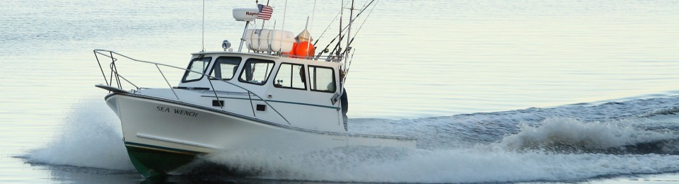 Maine Fishing Charter